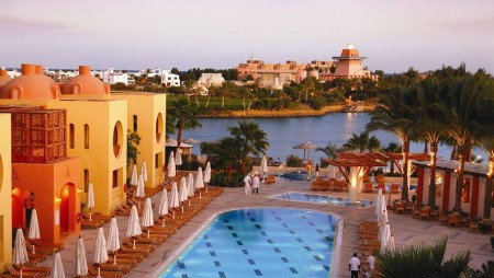 Top 10 incredible hotels at RED SEA