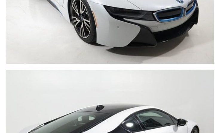 The revolutionary BMWi8 is now available on eBay! Amazing! #WildWednesday…