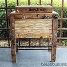rustic cooler box made from recycled pallets, diy, how to, pallet, repurposing u…