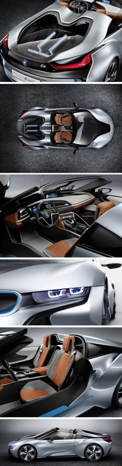 BMW i8 Concept Spyder. CLICK the PICTURE or check out my BLOG for more……