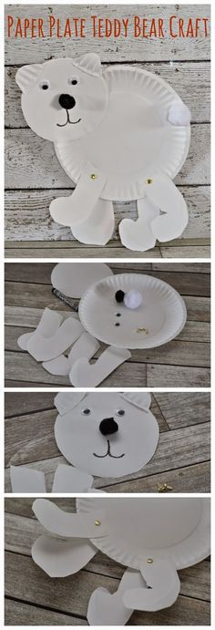 Paper plates can be quite useful. Check out 6 cool art and craft ideas using pap…