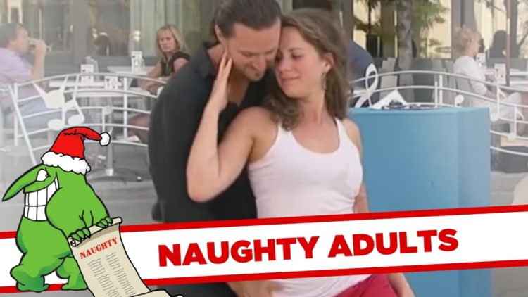 Naughty Adults – Best of Just For Laughs Gags