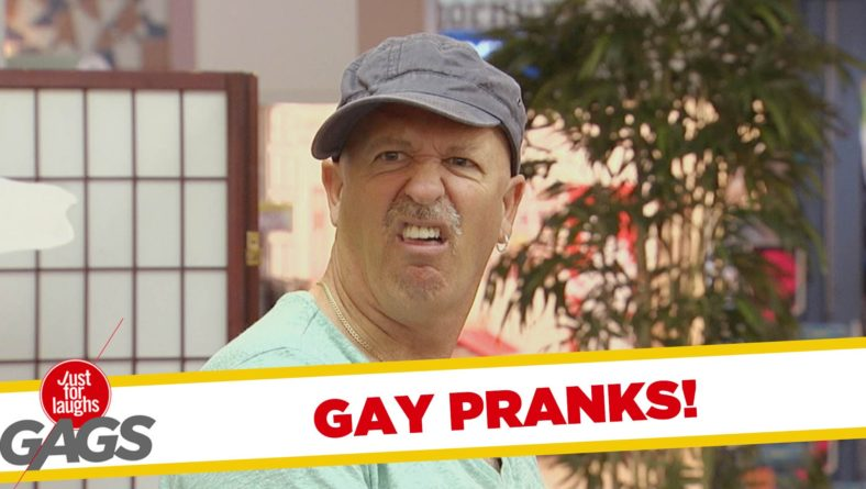 Best Gay Pranks – Best of Just for Laughs Gags