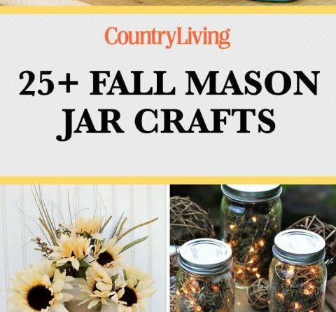Save these mason jar craft ideas for later by pinning this image and follow Coun…