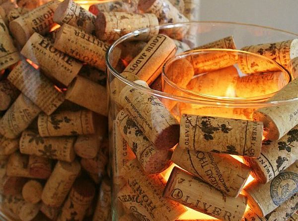 Imagine that you can use these wine corks for a Christmas Tree. You can make a D…