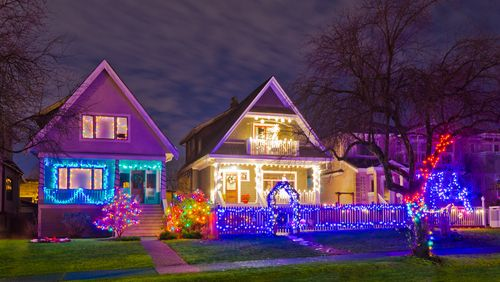 Top Christmas Light Displays – Christmas Decorating -…