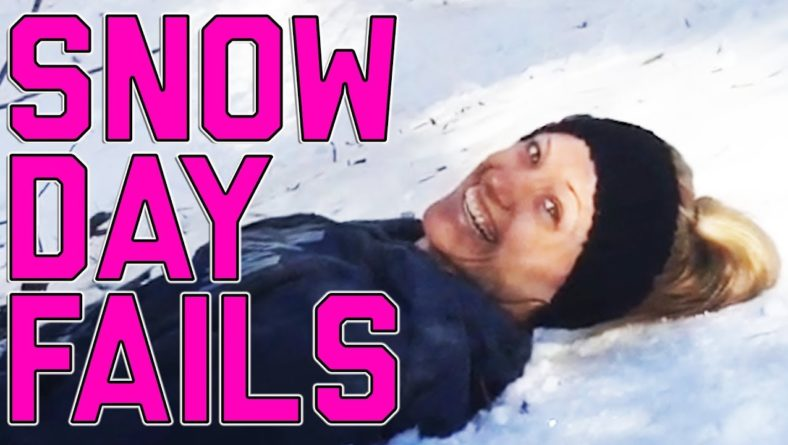 Snow Day Fails: It's Cold Out There! (January 2018) | FailArmy