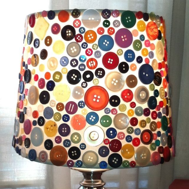button crafts04 Impressive Craft Ideas With Buttons…