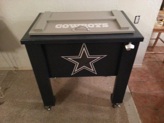 Custom Wooden Coolers by WWBS on Etsy, $260.00…