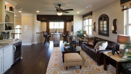 Toll Brothers at Latera, TX – Loft│Courtesy of Natasha T. Briggs, Realtor …