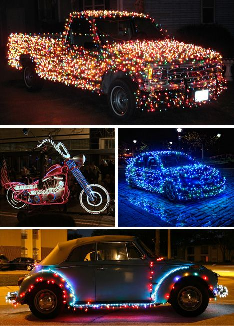 For The Love Of Santa! 22 Crazy Christmas Decorations | WebUrbanist…