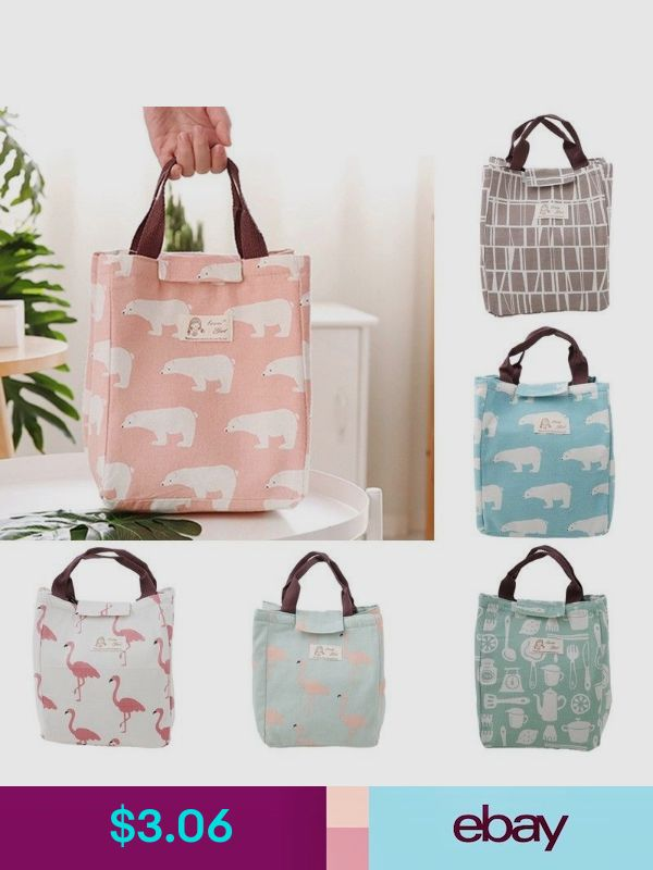 Lunch Boxes & Totes #ebay #Home, Furniture & DIY…