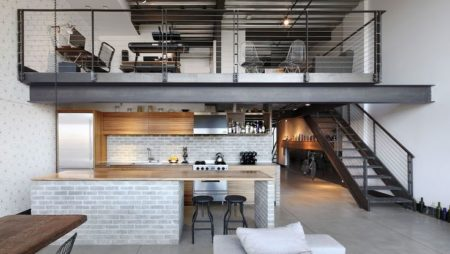 Capitol Hill Loft by SHED Architecture…