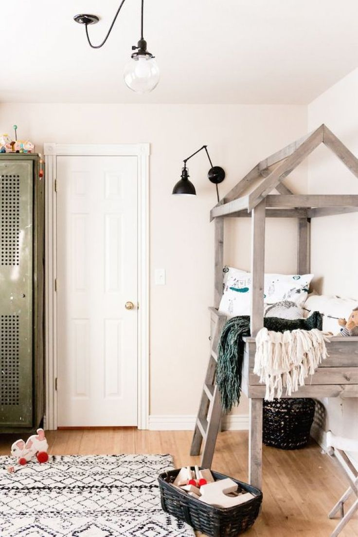 Enjoy this gallery of amazing loft beds!…