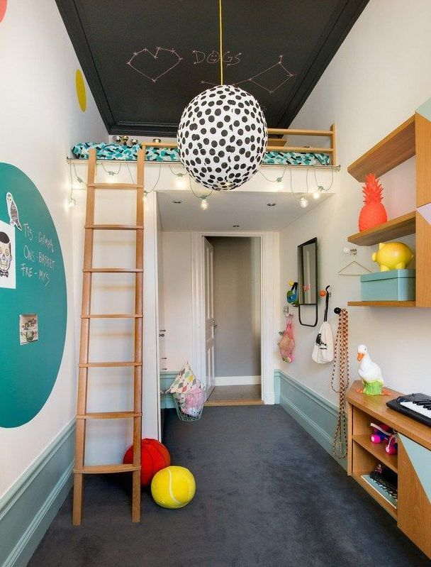 cool LOFT BEDS by cool-homedecor.to……